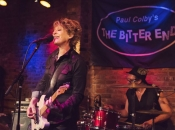Katrina Leskanich performs at The Bitter End, NYC