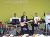 Katrina Leskanich on tour in Sweden 2011