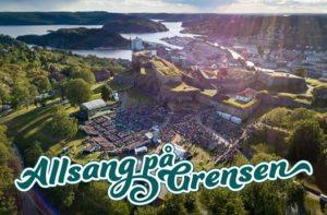 Allsang pa Grensen 2019