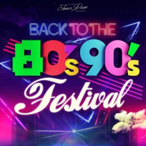 Back to 80s 90s Festival Katrina