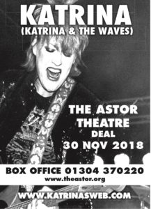 The Astor Theatre - Katrina from Katrina and The Waves