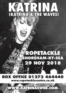 The Ropetackle - Katrina from Katrina & The Waves