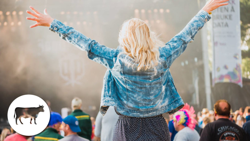 TREUNGEN FESTIVAL – Treungen, Norway – 4th August 2018